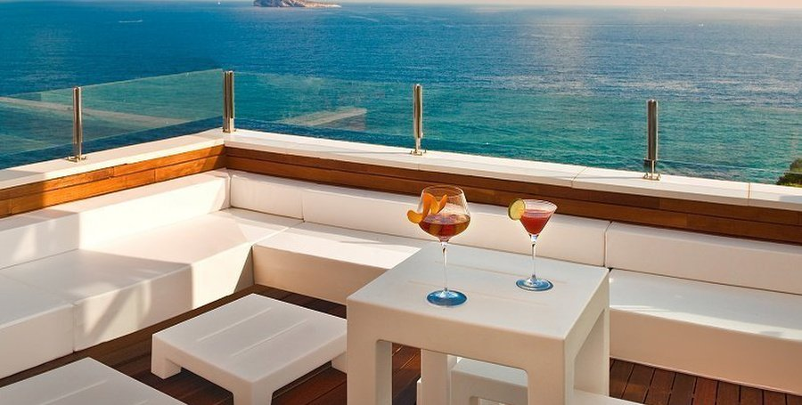 'Sunset Terrace' & Chillout Hotel Villa Venecia Boutique Gourmet Benidorm