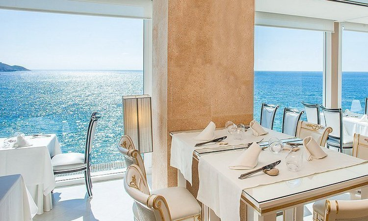 Salón 'Llum de Benidorm' Hotel Villa Venecia Boutique Gourmet Benidorm