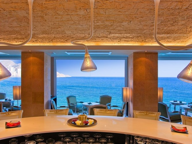 Bar hotel villa venecia boutique gourmet benidorm