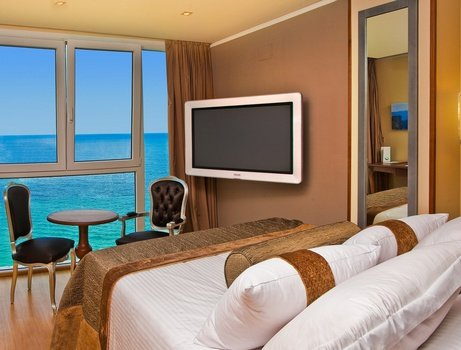 Deluxe junior suite 'sea view' hotel villa venecia boutique gourmet benidorm