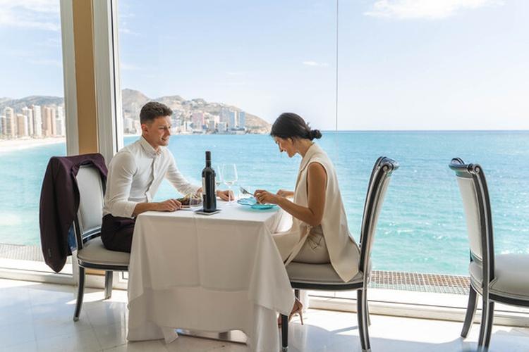 Restaurante hotel villa venecia boutique gourmet benidorm