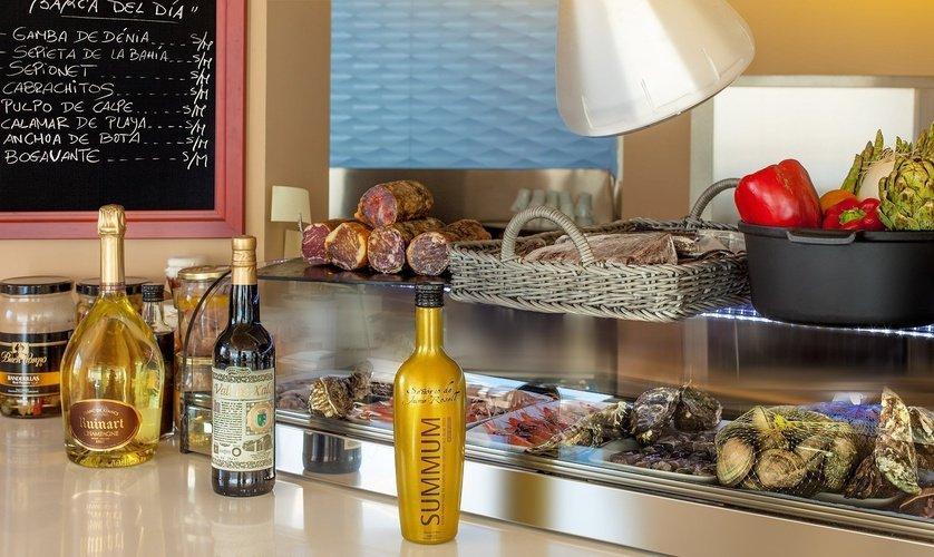 Restaurante gourmet lounge 'llum de benidorm' hotel villa venecia boutique gourmet