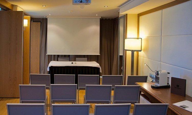 Sala de reuniones & 'Blogroom' Hotel Villa Venecia Boutique Gourmet Benidorm