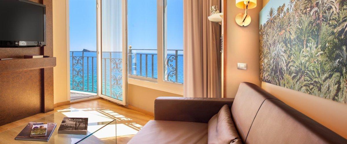 Habitacíón Hotel Villa Venecia Boutique Gourmet Benidorm